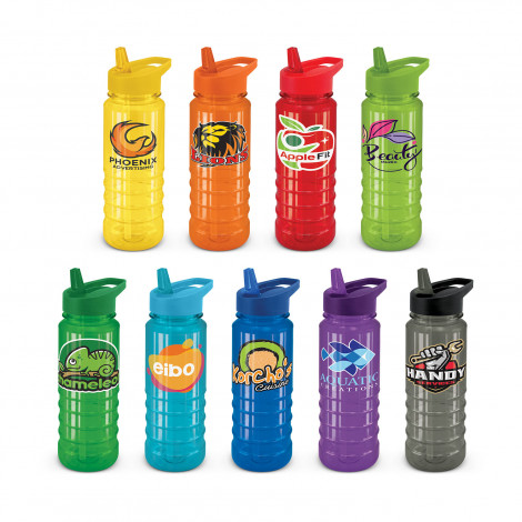 Triton Bottle - Colour Match - Printing Per Col/Pos