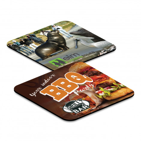 Flexi Coaster  - Full Colour Print