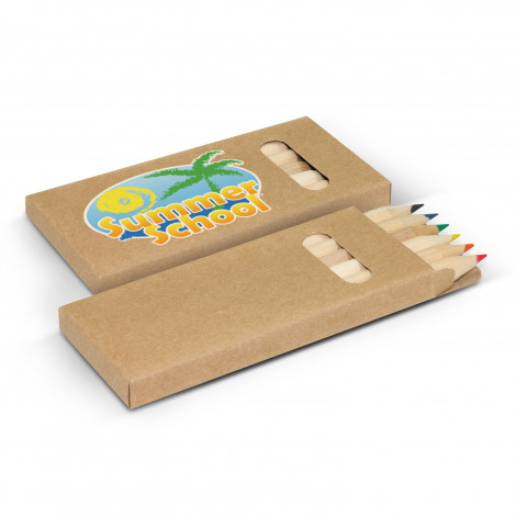 Coloured Pencil Pack - Printing Per Col/Pos