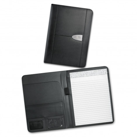 Sovrano Leather Portfolio - Large - Engraving Per Position