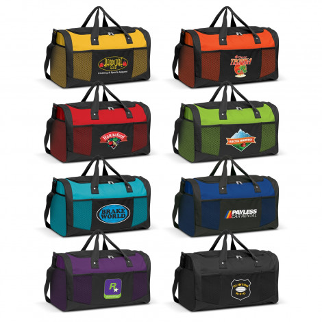 Quest Duffle Bag - Screen Print, From $10.3