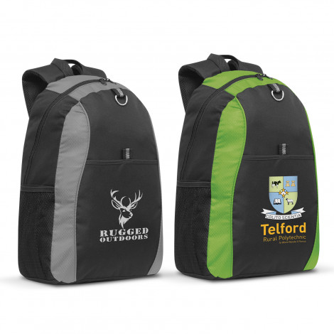 Safari Backpack - Printing Per Col/Pos