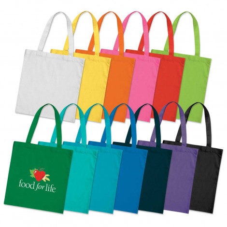 Sonnet Cotton Tote Bag - Colours - Printing Per Col/Pos