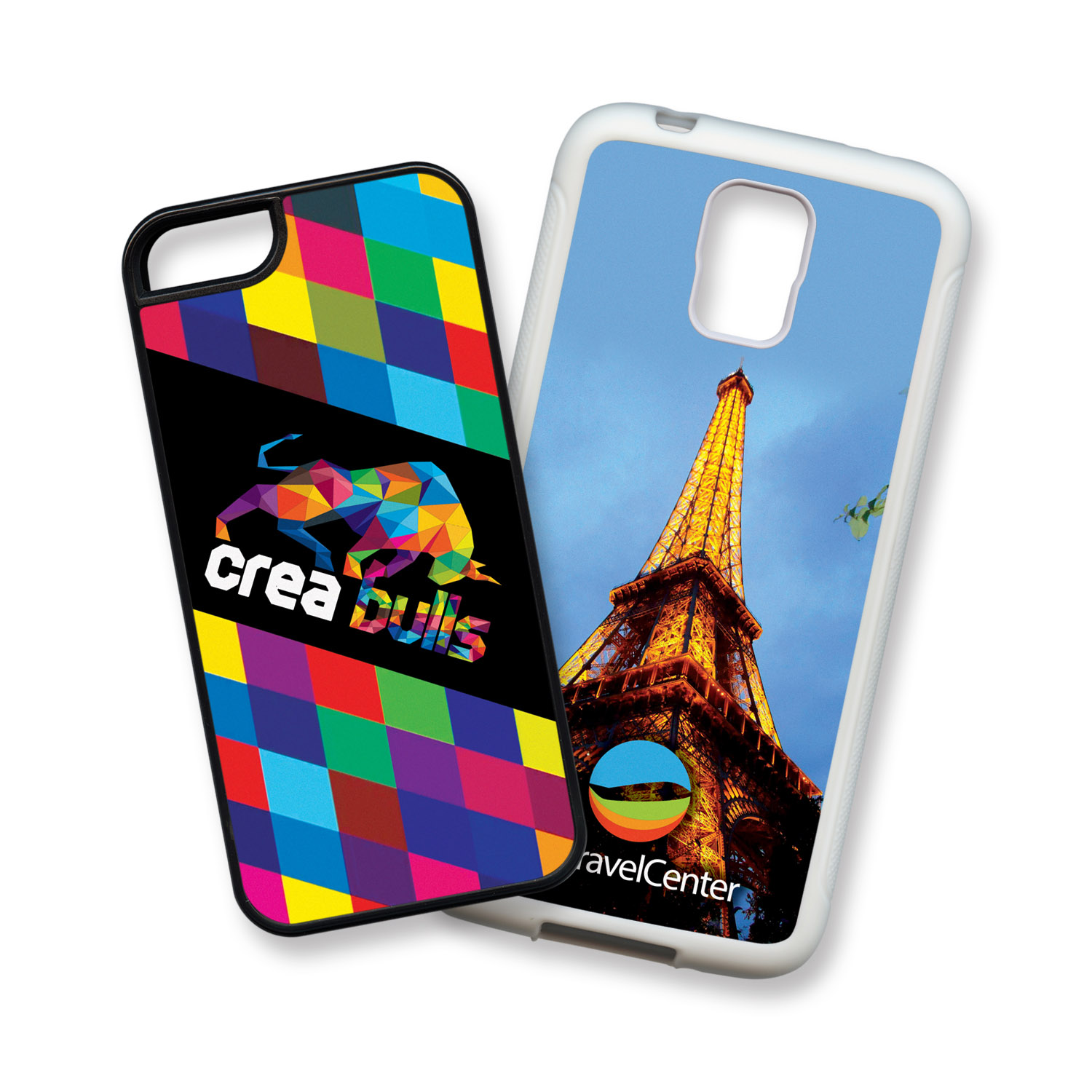 Soft Touch Phone Cover Series - Full Colour Print