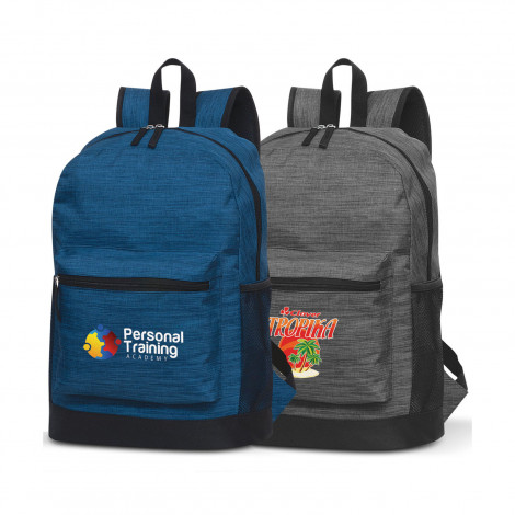 Traverse Backpack - Printing Per Col/Pos