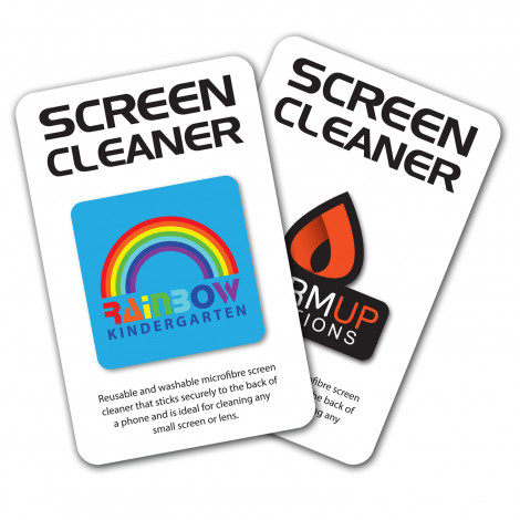 Sticky Screen Cleaner - Sublimation Print