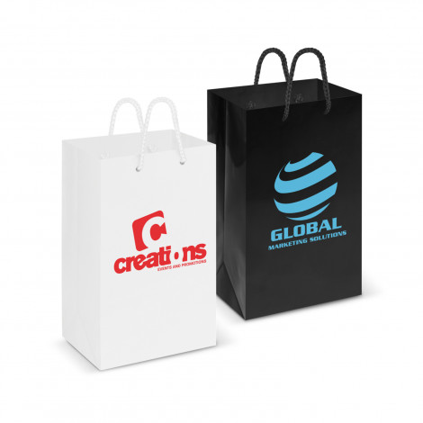 Laminated Carry Bag - Small - Screen Print, From $1.22