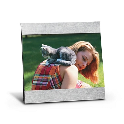 Aluminium Photo Frame - 4inch x 6inch - Printing 1 Colour