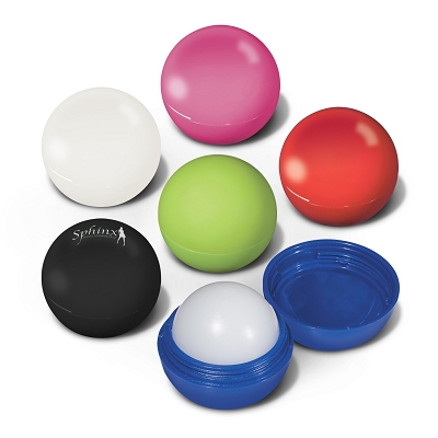 Lip Balm Ball - Pad Print, From $1.87