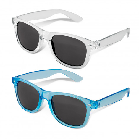 Malibu Premium Sunglasses - Translucent - Printing Per Colour (Per Arm)