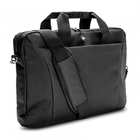 Swiss Peak 38cm Laptop Bag - One Colour Print