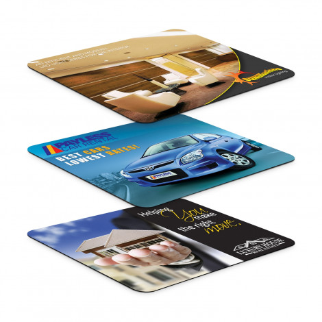 4-in-1 Mouse Mat - Full Colour Print