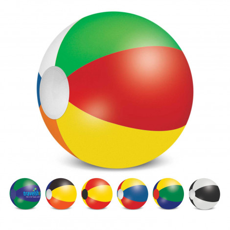 Beach Ball - 60cm Mix and Match - Printing Per Col/Pos