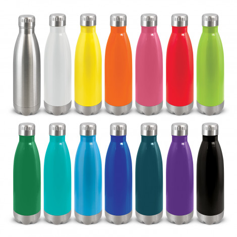 Mirage Metal Drink Bottle - Pad Print, From $7.19