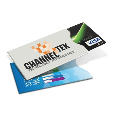RFID Credit Card Protector - Offset Print, From $1.18