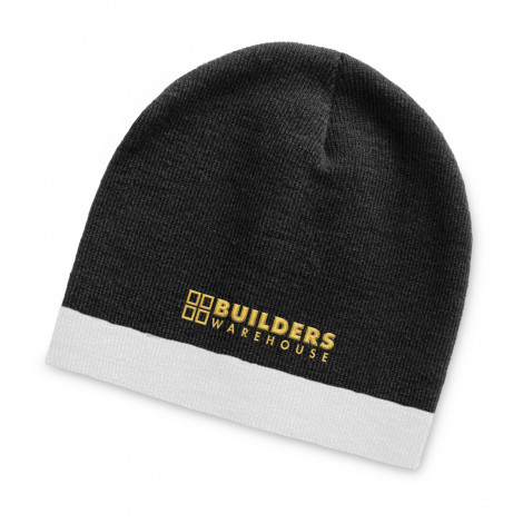 Commando Beanie - Two Tone - Embroidery per position (up to 10,000 stitches)