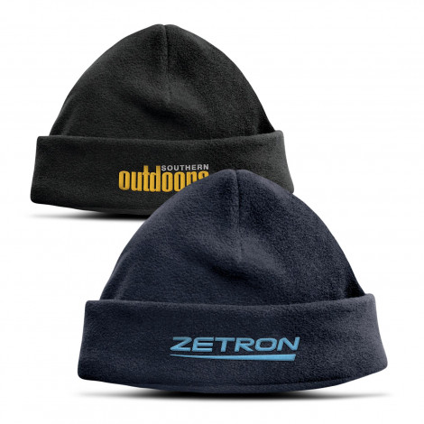 Seattle Polar Fleece Beanie - Embroidery per position (up to 10,000 stitches)
