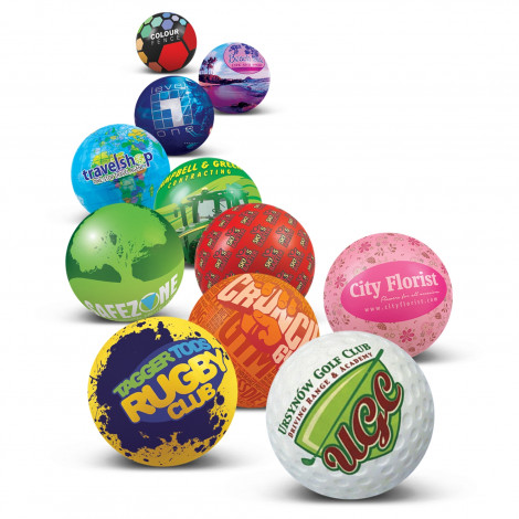 Stress Ball - Full Colour - Digital Print, From $0 -