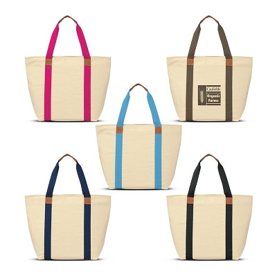 Saratoga Tote Bag - Transfer/Printing 1 Colour