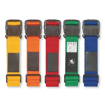 Luggage Strap/Bag Identifier - Printing 1 Colour