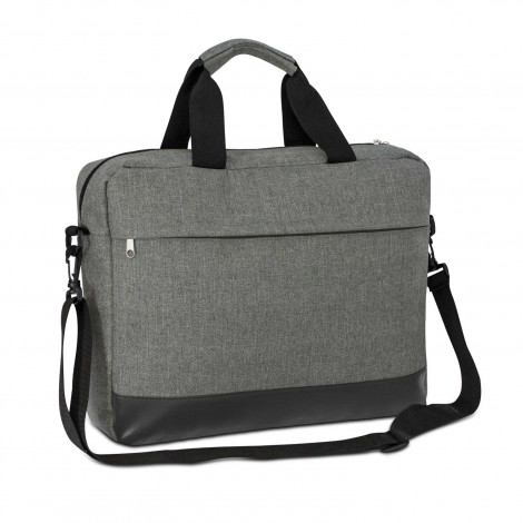 Herald Business Satchel - Screen Print, From $14 -