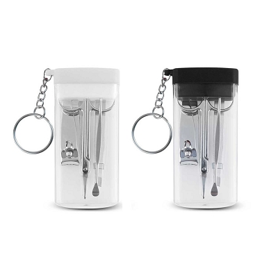 Manicure Set Key Chain - Printing 1 Colour