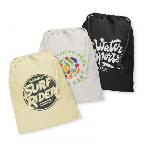 Cotton Gift Bag - Medium - Printing per Col/Pos