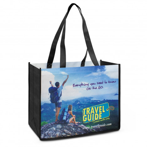 Chicago Tote Bag - Sublimation Print, From $4.71