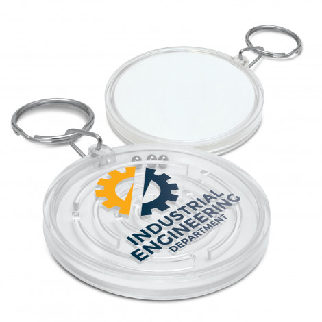 Puzzle Key Ring - Printing Per Colour/Position