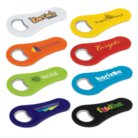 Max Magnetic Bottle Opener - Printing Per Colour/Position