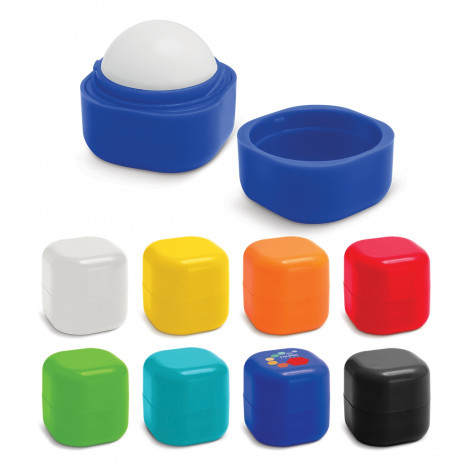 Prima Lip Balm Ball - Pad Print, From $1.15