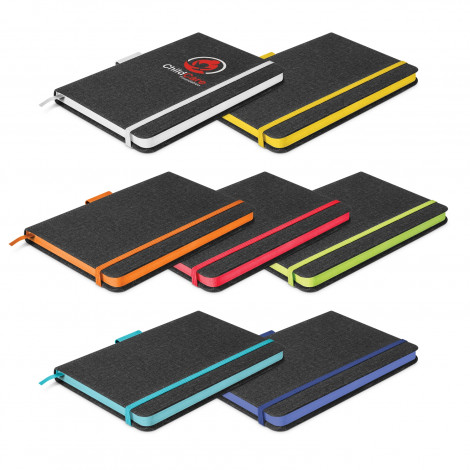 Meridian Notebook - Two Tone - Printing Per Colour/Position