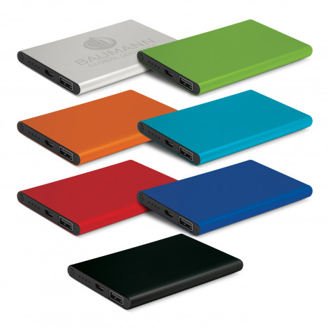 Zion Power Bank - Printing Per Colour/Position