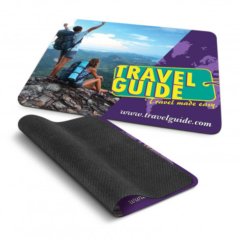 Travel Mouse Mat - Full Colour Printing