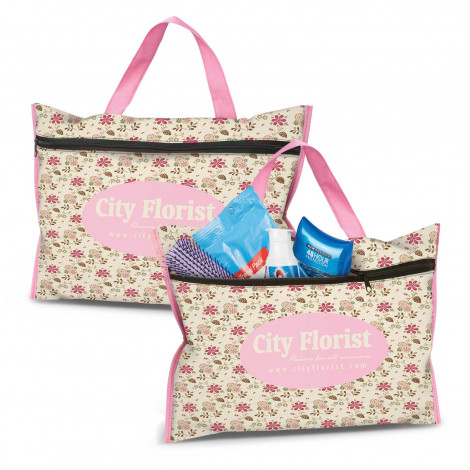 Florence Toiletry Bag - Full Colour Printing