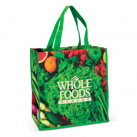 Lorenzo Cotton Tote Bag - Full Colour Printing