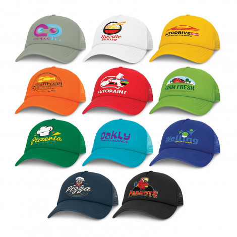 Cruise Premium Mesh Cap - Screen Print, From $3.62