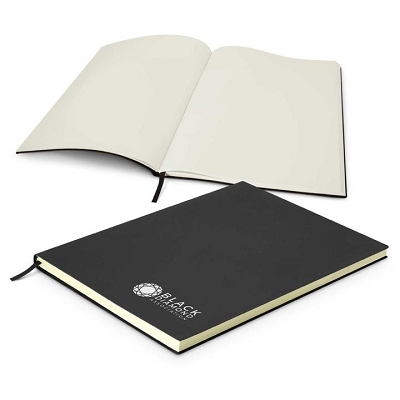 Paragon Unlined Notebook- Large - Printing Per Col/Pos