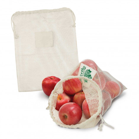 Cotton Produce Bag - Printing Per Colour