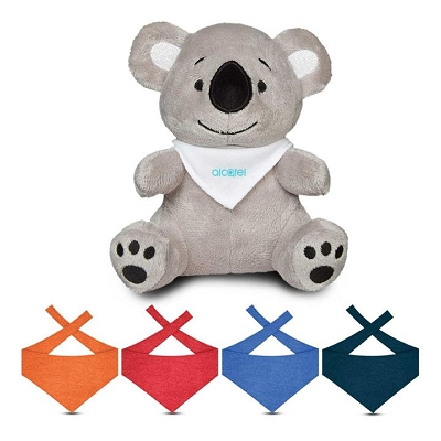 Small Koko Koala Bear- Bandana - Digital Transfer, From $10.4