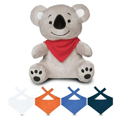 Large Koko Koala Bear -Bandana - Digital Transfer, From $19.3