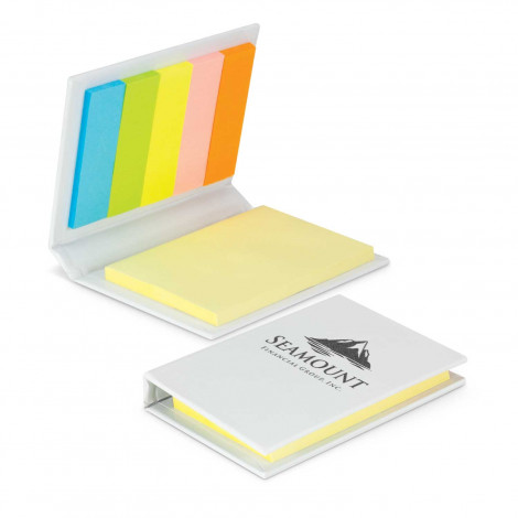Jotz Sticky Note Pad - Pad Print, From $1.12