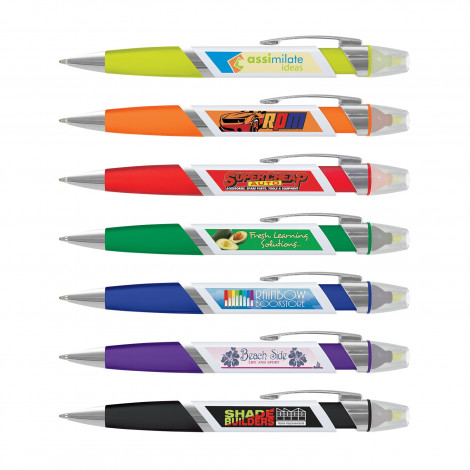 Avenger Highlighter Pen - Pad Print, From $0.91
