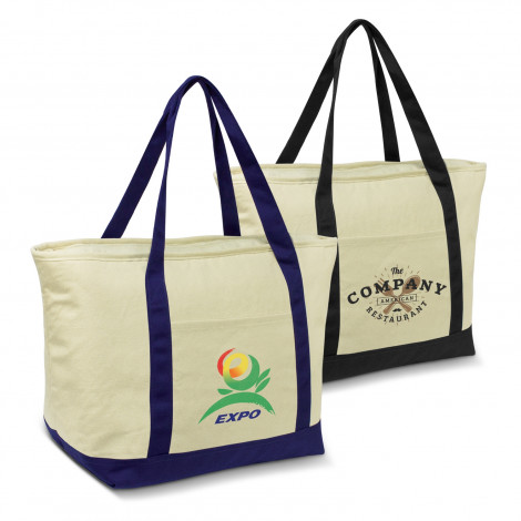 Calico Cooler Bag - Printing Per Col/Pos
