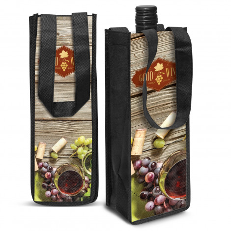 Festiva Wine Tote Bag - Sublimation Print, From $2.36