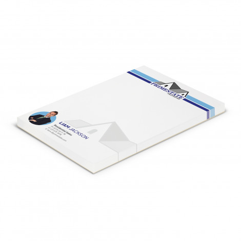A7 Note Pad - 50 Leaves - Full Colour Print