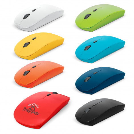 Voyage Travel Mouse - Printing Per Colour