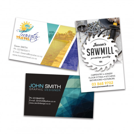 Full Colour Business Cards - Full Colour Print