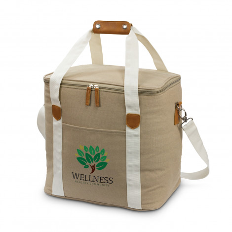 Canvas Cooler Bag - Printing Per Col/Pos