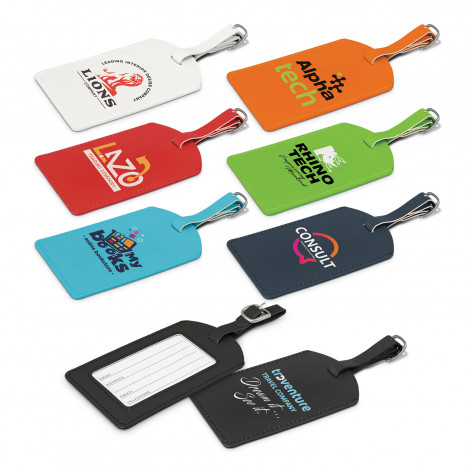 Aero Luggage Tag - Pad Print